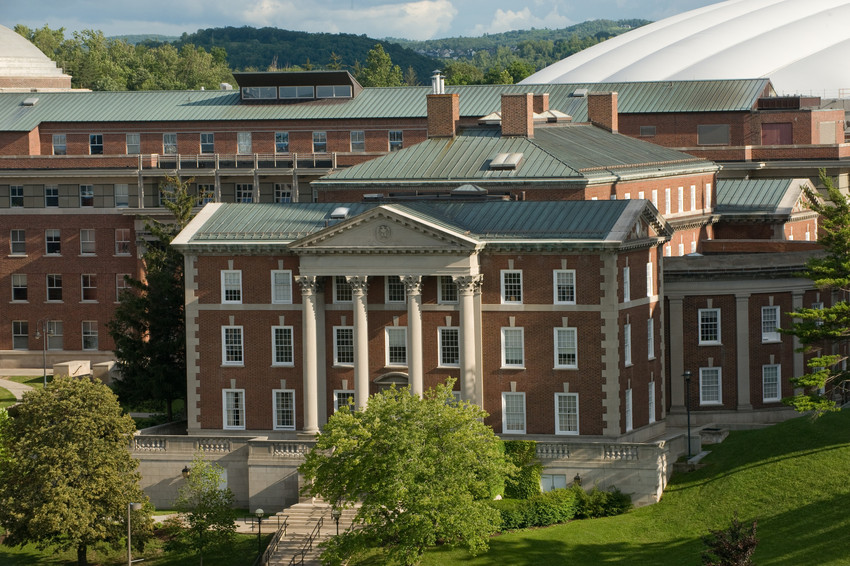 Syracuse University's Maxwell School of Citizenship and Public Affairs