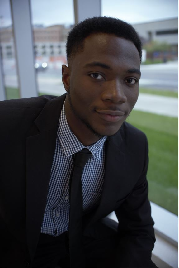 Daniel '21 is president of the Syracuse chapter of the National Society of Black Engineers (NSBE).